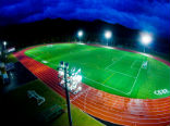 [Sport facility lighting]<br/>Messe Corporation<br/>(Futsal pitches)<br/><br/>