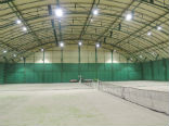 [Sport facility lighting]<br/>TENNIS SQUARE UP DATE<br/>